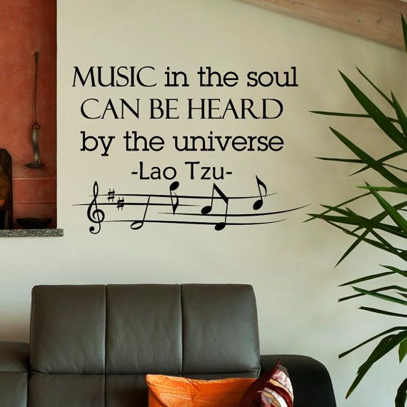 19 best Music Quotes Music Home Decor images on Pinterest