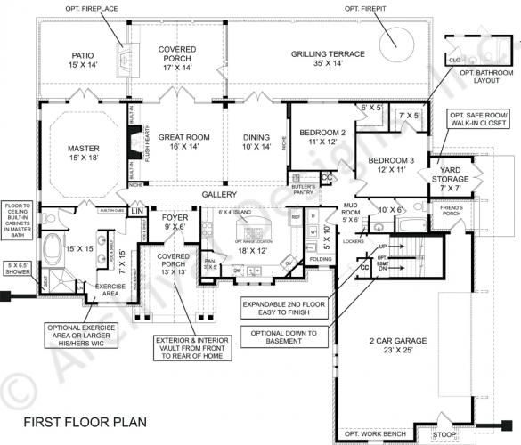 13 best Luxury Living Under 3500 Sq Ft images – 3500 Sq Ft Home Plans