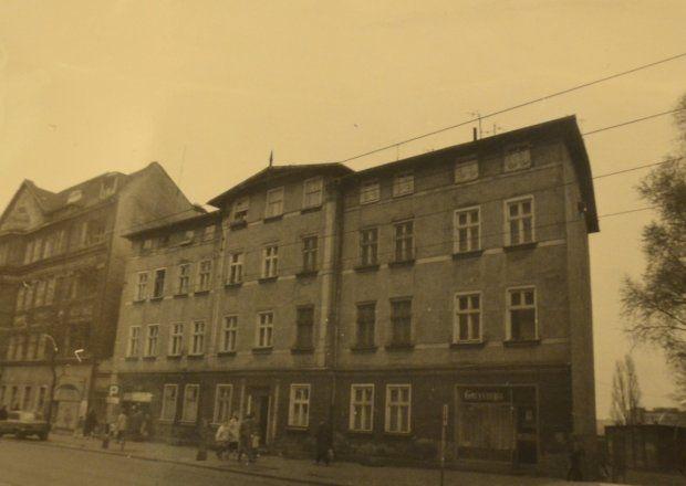 Rok 1989. Ul. Górna Wilda 95 i 97. Fot. Z archiwum Miejskiego Konserwatora Zabytków #wilda #poznan