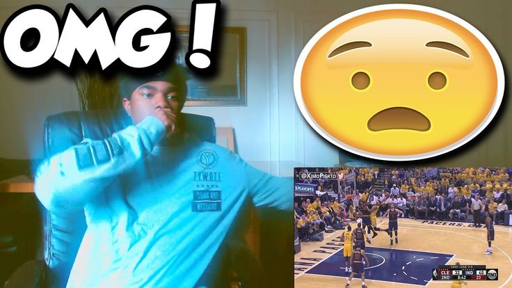 CAVS VS PACERS GMAE 3 FULL HIGHLIGHTS REACTION!!!! LEBRON JAMES GOES BEA...
