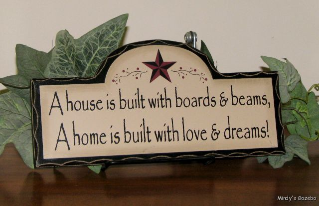 Primitive Home Decor Signs | Primitive Country Wood Sign Antique Plaque Home Decor | eBay