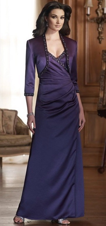 Sleeveless Long Dress With Bolero [MB1243] - $185.00 : LuxeBlue Quality Discount Wedding Dresses & Formal Gowns, Worlds leading supplier of affordable fashion for Wedding dresses, Bridal gowns and discount formal wear. Safe & Fast delivery world wide.: Long Dresses, Wedding Dressses, Wedding Dresses, Dress Formal, Bridal Gowns, Dresses Formal, Bolero Mb1243, Affordable Fashion