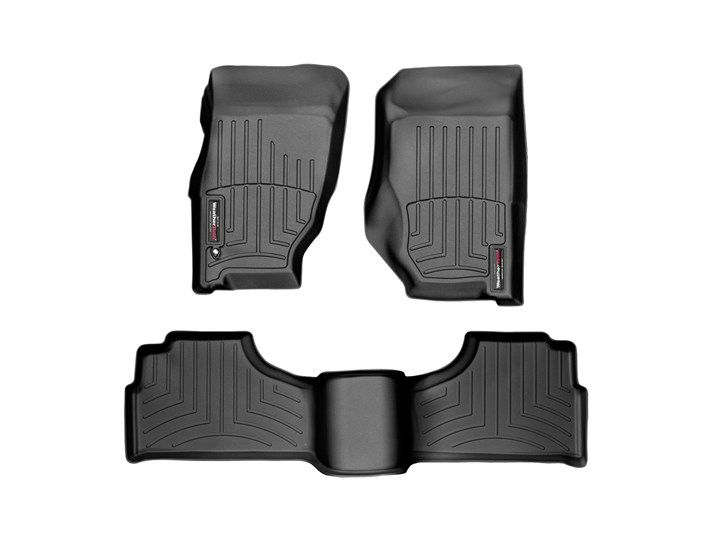 2005 Jeep Liberty   WeatherTech FloorLiner custom fit car floor protection from mud, water, sand and salt.   WeatherTech.com - MADE IN USA!!!!