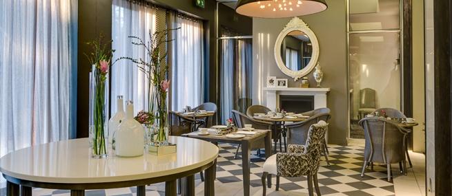 March Restaurant - Melrose Arch Hotel