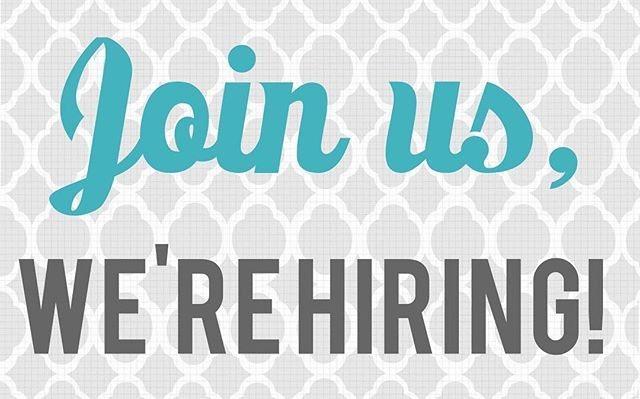 We are hiring  come in and drop off your resume!  We are currently looking for a hardworking organized multitasker who has flexible hours weekdays/weekends.  Positions;  A full/part time receptionist (experience not needed but would be preferred). Junior Stylist/Hair stylist  Esthetician  Dont miss out on an amazing opportunity!   #g