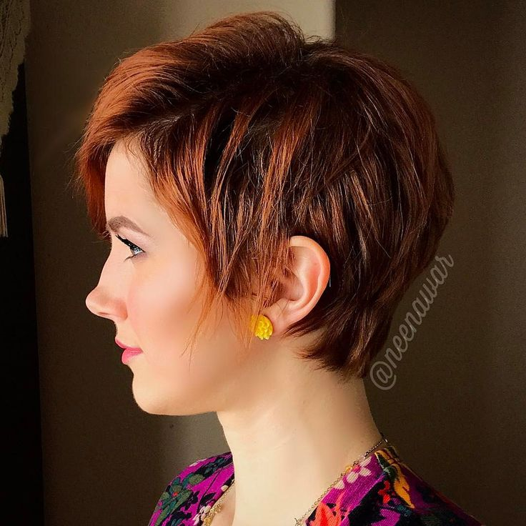 7 best coupe cheveux images on Pinterest | Hair cut, Short hair and Short hair styles
