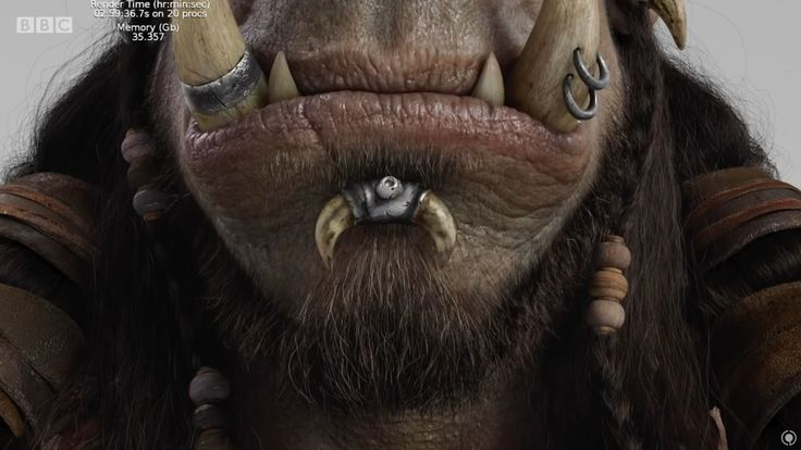This Behind the scene of Warcraft Movie will show you The Future of CGI | CG Daily News