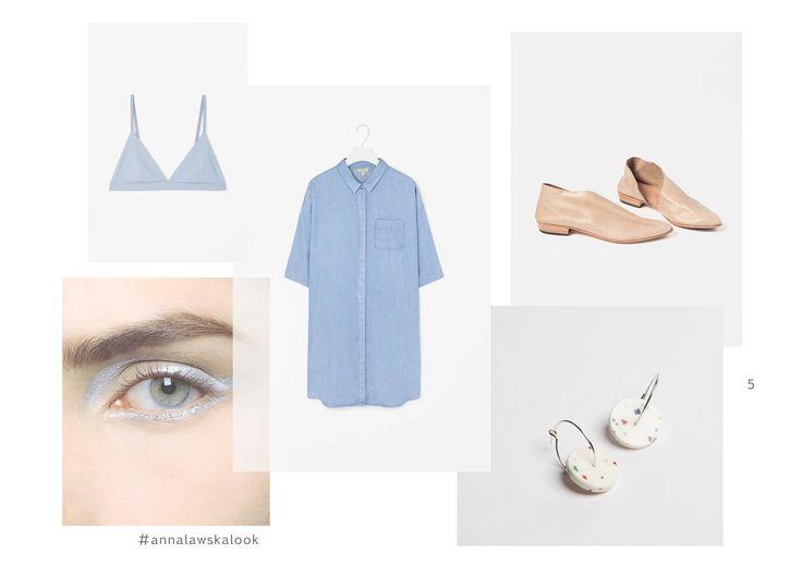 earrings - kiki - Anna Lawska Jwellery x FENEK