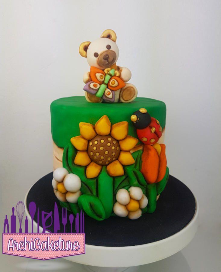 Thun Cake by Archicaketure