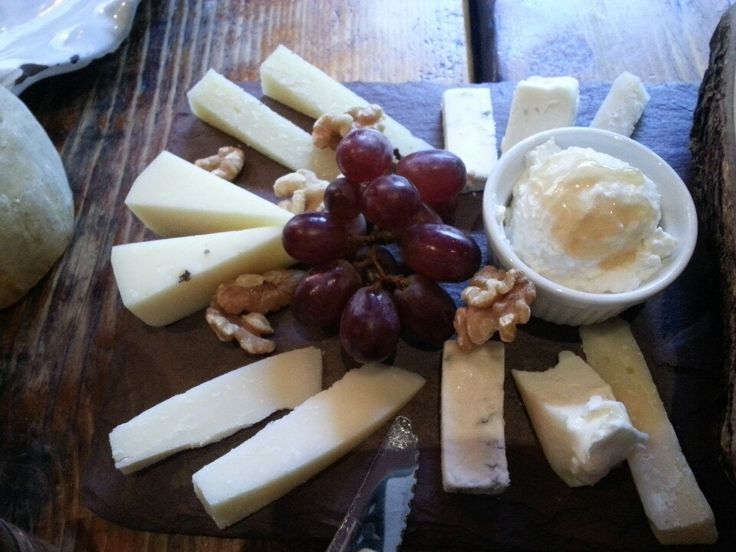 Cheese Plate @ Sofia Wine Bar in NYC. Photo by Noah on Foursquare City Guide & 10 best Cheese Plates u0026 Charcuterie images on Pinterest | Cheese ...