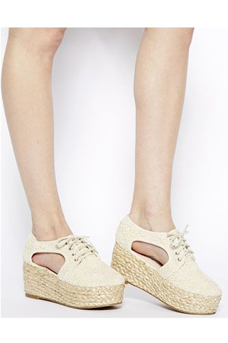Spring Break Would Be Broken Without These 26 Espadrilles #refinery29
