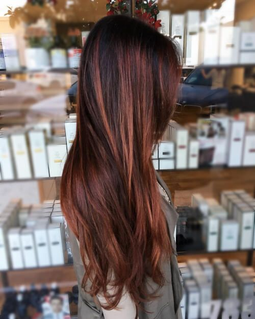 81 Auburn Hair Color Ideas in 2019 for Red