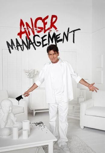 Anger Management Charlie Sheen poster 24inx36in Poster