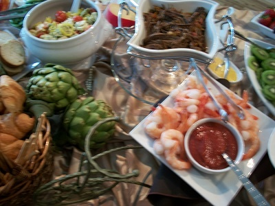 10 images about french bistro themed party atlanta on for French inspired party food