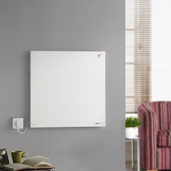 Wall Mounted 450w Electric Heater For Small Spaces Wall Mounted