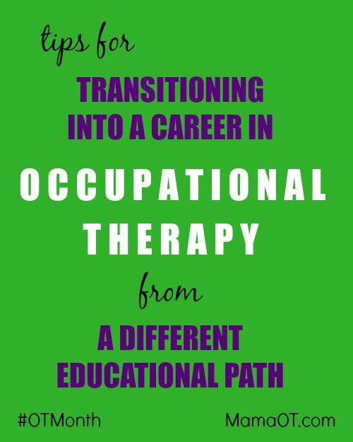 Occupational Therapy what is a major