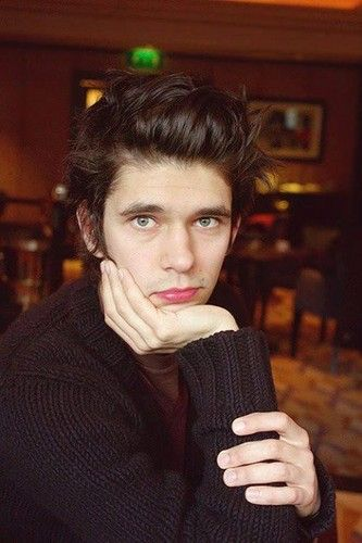 Beautiful Ben Whishaw