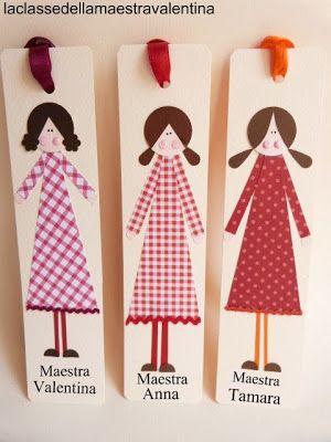 La classe della maestra Valentina: idee regalo