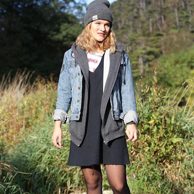 #tbt to the warm #autumn days ❤@franzi.serokina  #fashion #fashionblogger #fashionista #fashionable #fashiongram #fashionphotography #photography #photooftheday #love #sun #fun #goodtimes #girl #model #blonde #makeup #hot #look #style #outfit #instagram #instagood #instadaily #instamood #instafashion