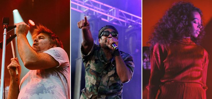 Pitchfork Music Festival 2017: A Tribe Called Quest, LCD Soundsystem, Solange and More: #solange #tribe #lcdsoundsystem #atribecalledquest