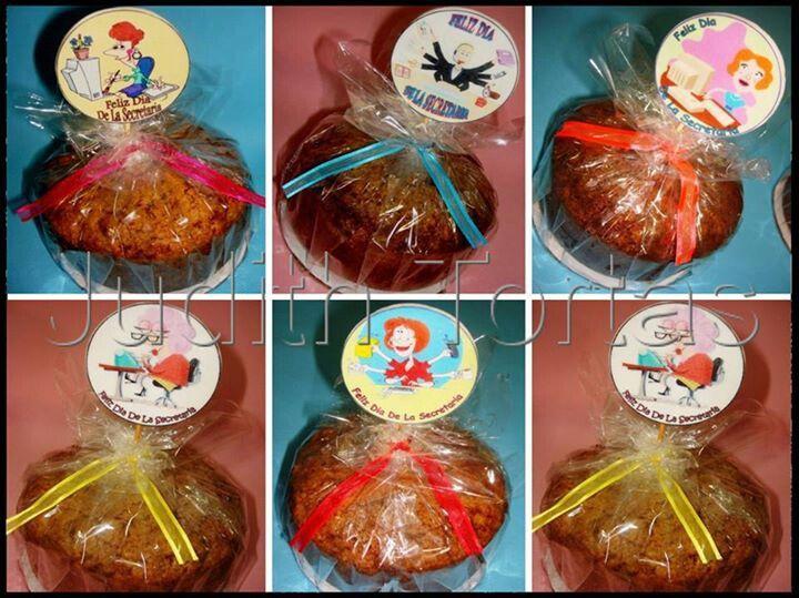Minis tortas/cake para el 30 de Septiembre Dia de las Secretarias en Vzla.