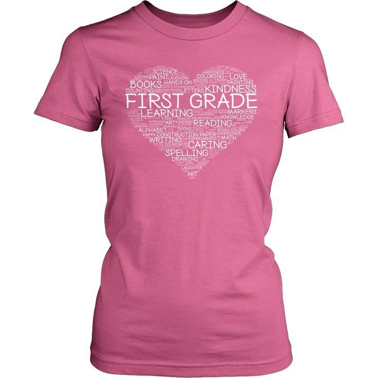 First Grade - Heart