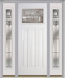 Elegant Milliken Millwork Entry Doors