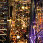 Rollercoaster restaurant in Hamburg - Schwerelos