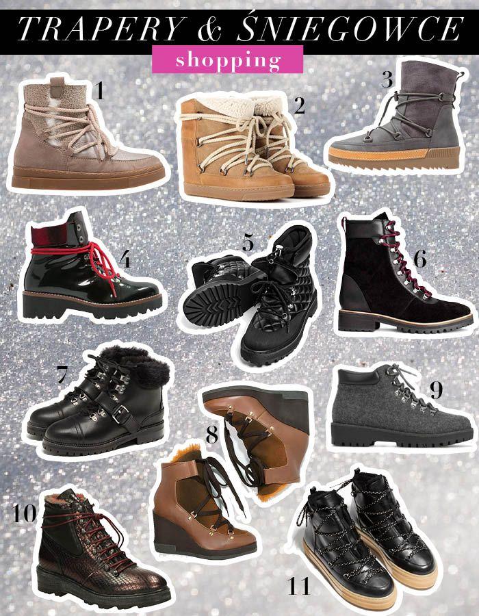 Wyjezdzacie Jeszcze Na Zime Sprawdzcie Wybor Butow Zimowych Na Topie Jaki Macie Golden Goose Sneaker Shoes Sneakers