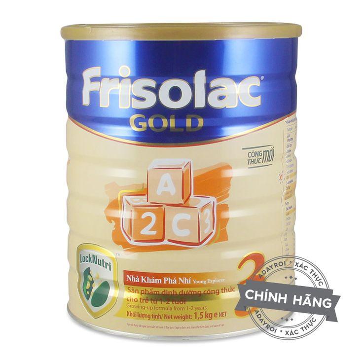 Sữa bột Frisolac Gold 3 (1.5kg) - Sữa bột Frisolac Gold 3 (1.5kg) giúp bé phát triển toàn diện. Giá ưu đãi tại Adayroi. Cam kết chất lượng. Giao hàng miễn phí trong 6 tiếng. Mua ngay!  - http://kepgiay.com/uu-dai/sua-bot-frisolac-gold-3-1-5kg/