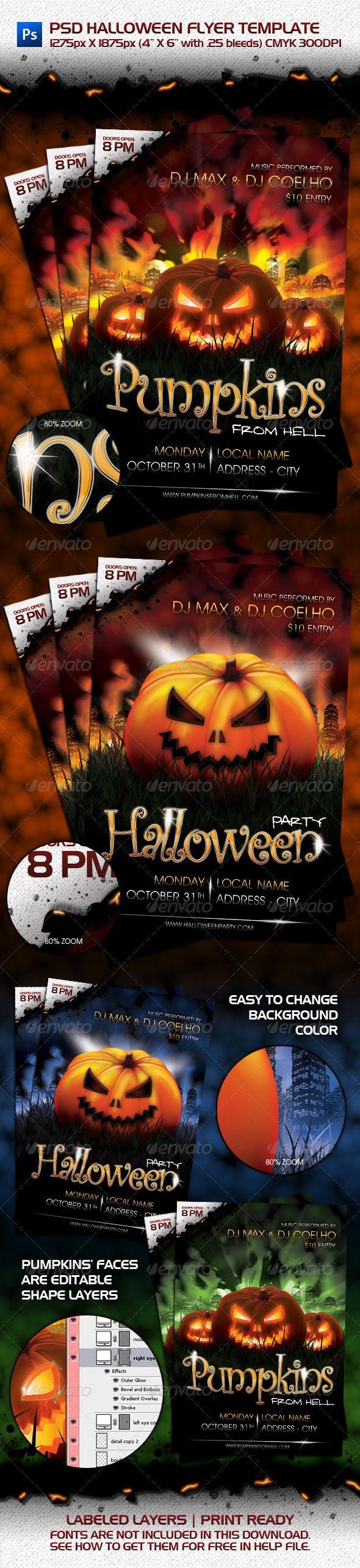 Best 25+ Halloween flyer ideas on Pinterest   Halloween poster ...
