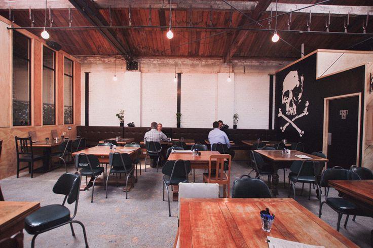 Black Betty cafe, Christchurch, New Zealand