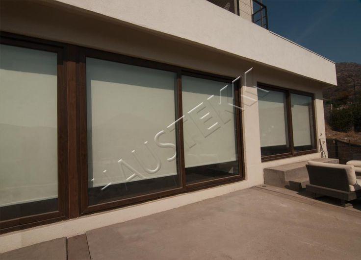 haustek ventanas pvc termopanel perfiles