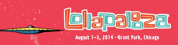 Lollapalooza announces 2014 lineup - #AltSounds