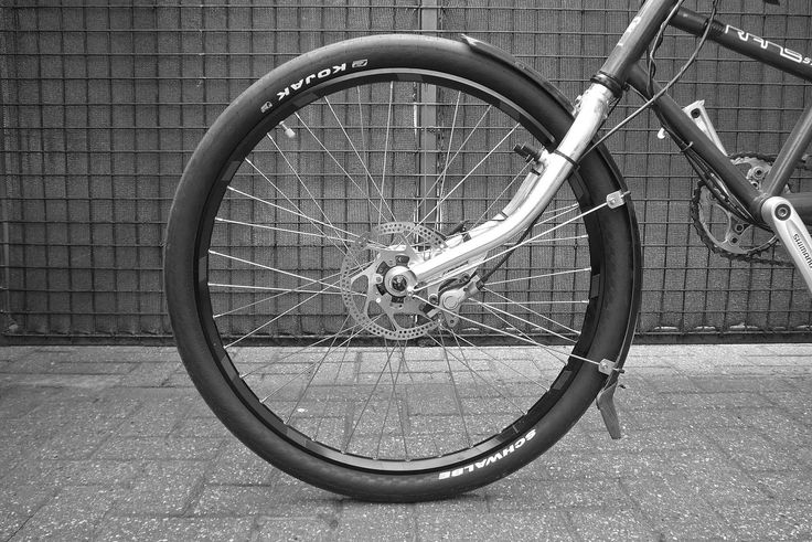 Rans' Stratus XP: New (summer) tires, Schwalbe Kojak