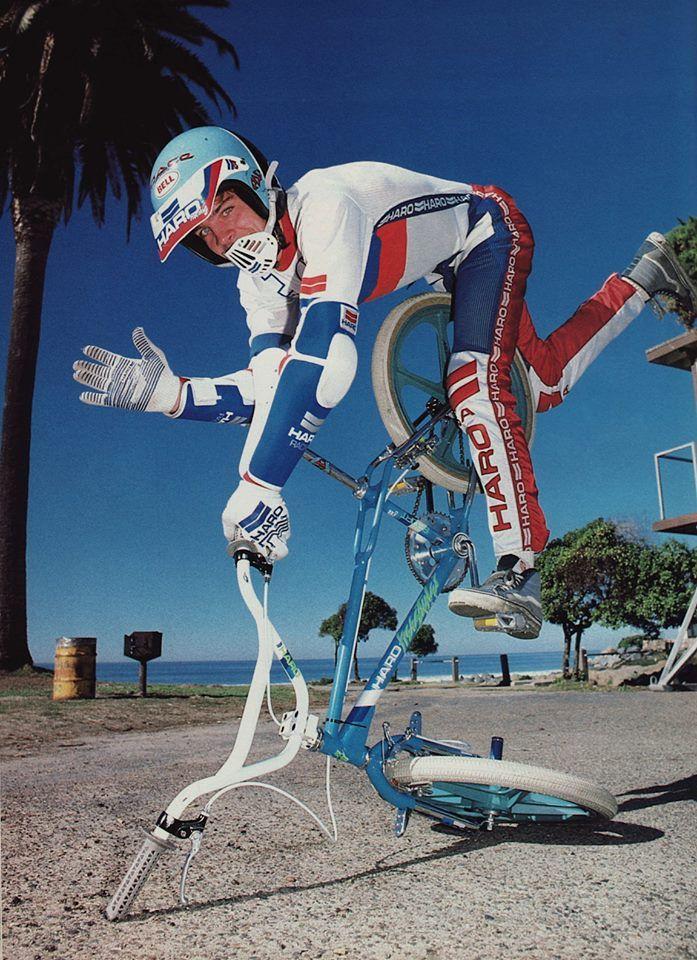 Ron Wilkerson - Miami Hopper / 1986
