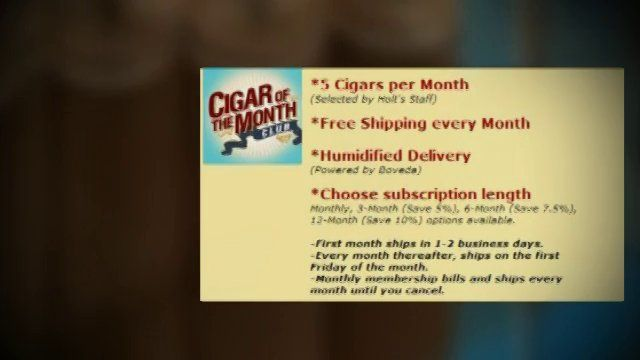 Holt's Cigar Company dates all the way back to 1898, well over 100 years ago.  can visit http://www.holts.com/ or call 1-800-523-1641.