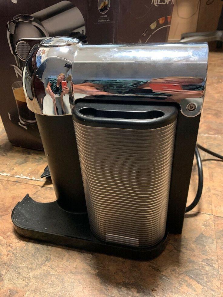 Nespresso GCA1 VertuoLine Coffee/Espresso Maker Distressed