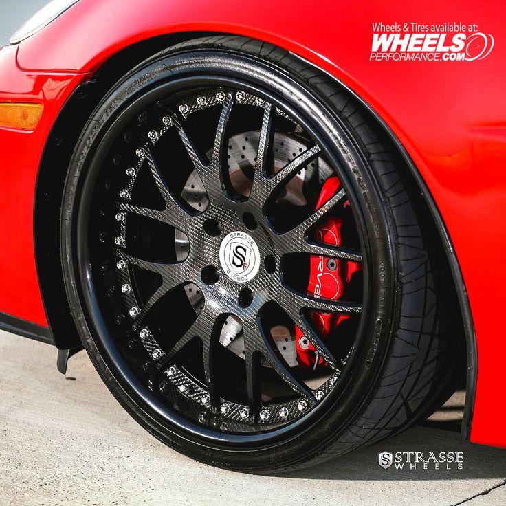 Strasse Wheels Chevrolet Corvette Z06  S5 Signature Series Wheels #CarbonFiberSeries Centers #GlossBlackLips #GlossBlackInnerBarrels  @StrasseWheels   #wheels #wheelsp #wheelsgram #strasse #strasseforged #s5 #wps5 #threepiece #strassewheels #forged #teamstrasse #wpstrasse #wheelsperformance #chevrolet #corvette #c6 #z06  Follow @WheelsPerformance 1.888.23.WHEEL(94335)   www.WheelsPerformance.com