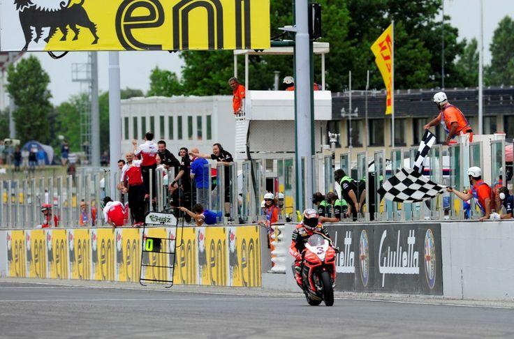 A Misano il Mondiale di Superbike - il pallone gonfiato