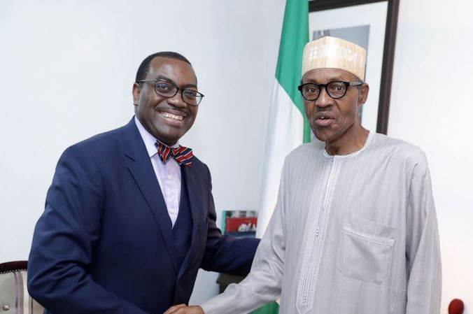 African Development Bank has restated its commitment to supporting Nigeria's socio-economic development aspirations saying that Nigeria is too big to fail