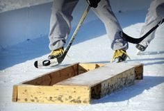 Build an Official USPHC Pond Hockey Goal | Participate | U.S. Pond Hockey Championships