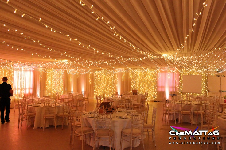 String Lights For Marquee : 1000+ images about Wedding Marquee Lights. on Pinterest Receptions, Wedding and String lights