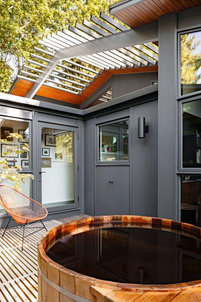 La Rénovation Parfaite D Une Maison D Architecte Des