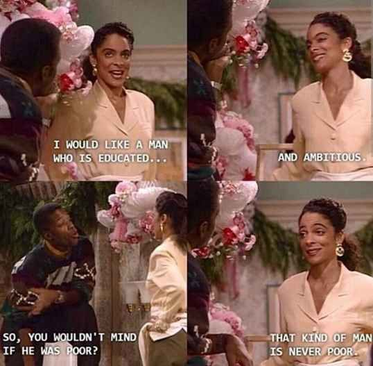 "24 Of Whitley Gilbert's Most Iconic Lines On ""A Different World"""