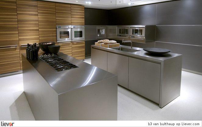 Bulthaup b3 - Bulthaup keukenkasten & keukenblokken - foto's & verkoopadressen op Liever interieur