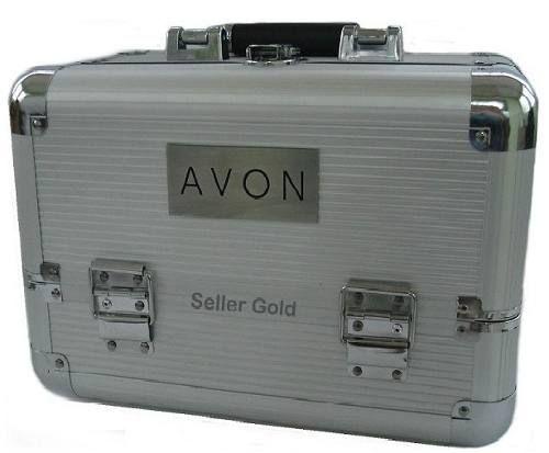 Maleta Avon Maquiagem Grande 60 Itens Maquiagens - R$ 519,99
