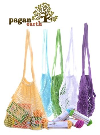Retro String Bags - Boutique Retail Shopping Bags - Smartbag