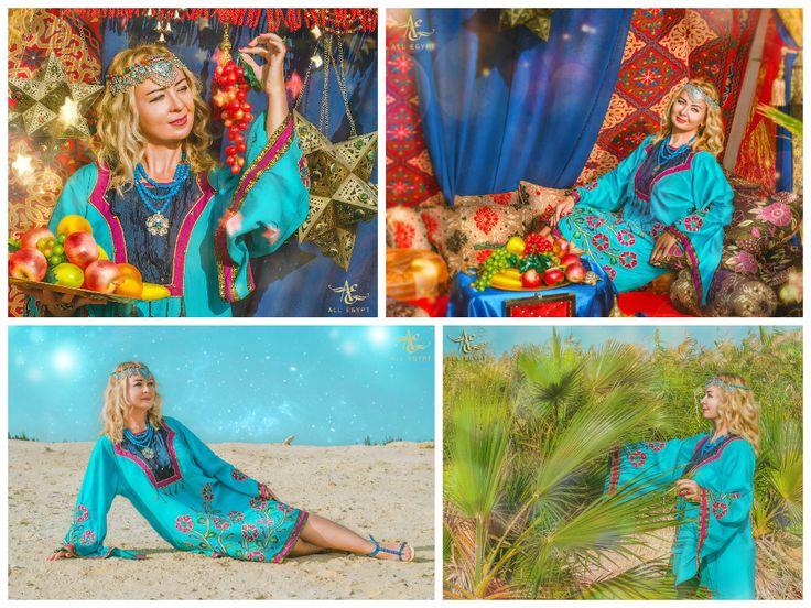 """фотопроекта """"Восточная сказка"""" в Египте. В дальнейшем Вас ждут новые тематические фотосессии. Компания All Egypt приглашает всех желающих на разнообразные фотосессии в Египте! А молодоженов ждет самая прекрасная свадьба за границей - свадьба в Египте, а также свадебная фотосессия!"""
