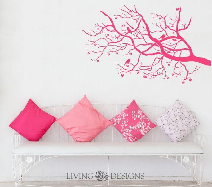 Plantillas para pintar y decorar paredes.